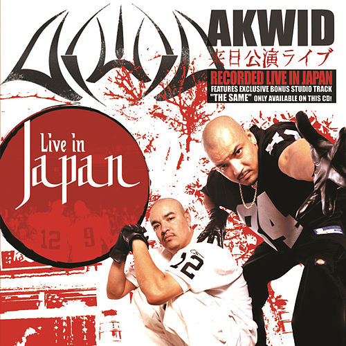 Live In Japan (edited) by Akwid