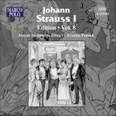 Strauss I, J.: Edition - Vol. 8 by Johann Strauss, Sr.