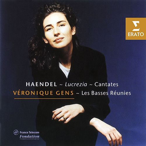 George Frideric Handel - Cantatas by Veronique Gens
