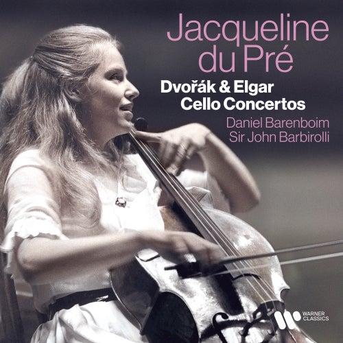 Dvorák/Elgar Cello Concertos by Jacqueline du Pre