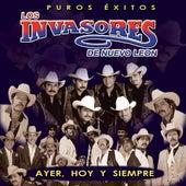 Puros Éxitos by Los Invasores De Nuevo Leon