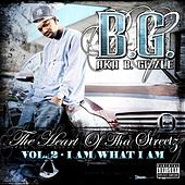Heart Of Tha Streetz Vol. 2 von B.G.