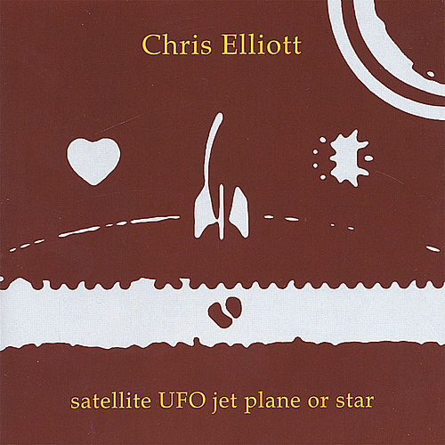 Satellite, UFO, Jet Plane, or Star by Chris Elliott