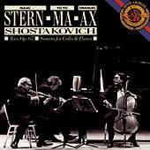 Shostakovich: Piano Trio No. 2, Cello Sonata by Various Artists