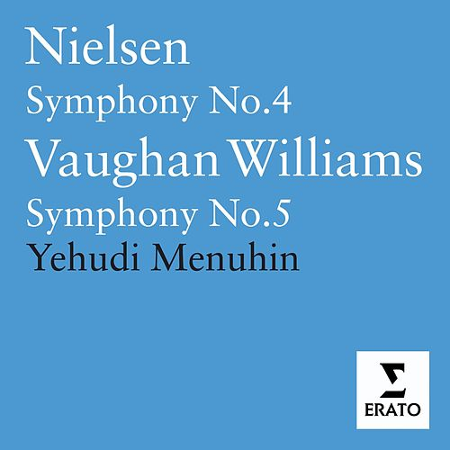 Neilsen / Vaughan Williams : Violin concerto/Symphony No. 5 by Royal Philharmonic Orchestra
