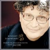 Mozart: Symphonies Nos.39 & 40 by Freiburger Barockorchester