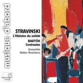 Stravinsky: L'Histoire du soldat by Ensemble Walter Boeykens