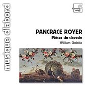 Royer: Pièces de clavecin by William Christie