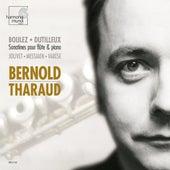 Boulez & Dutilleux: Sonatines by Philippe Bernold