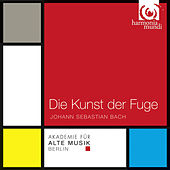Bach: Die Kunst der Fuge by Various Artists