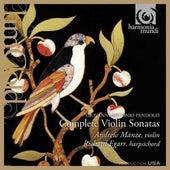 Pandolfi: Complete Violin Sonatas by Wolfgang Amadeus Mozart