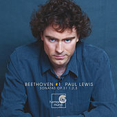 Beethoven: Sonates pour piano, Vol.1 by Paul Lewis