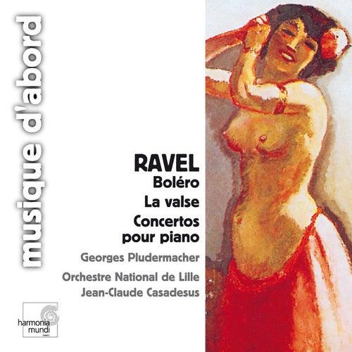 Ravel: Boléro & Piano Concertos by Various Artists