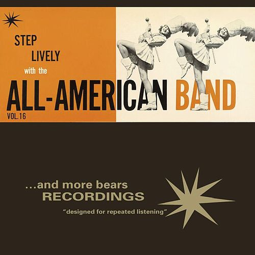 Step Lively by The All American Band