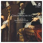 Locatelli: Concerti grossi, Op. 1 by Freiburger Barockorchester