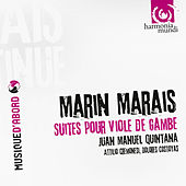 Marais: Suites pour viole de gambe et basse continue by Various Artists