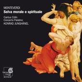 Monteverdi: Selva morale e spirituale by Cantus Cölln and Konrad Junghänel