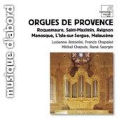 Orgues de Provence by Various Artists