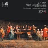 J.S. Bach: Concertos by Akademie für Alte Musik Berlin