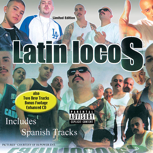 Latin Locos by Various Artists