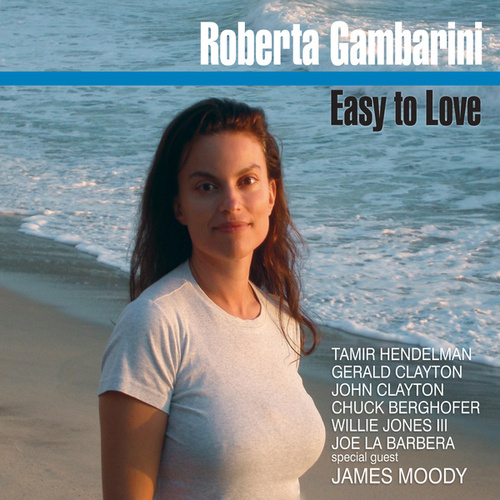 Easy To Love by Roberta Gambarini