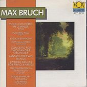Max Bruch: Works For Violin & Two Pianos by Various Artists