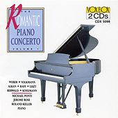 Romantic Piano Concerto, Vol. 7 (Weber / Volkmann / Berward / Alkan / Raff / Liszt / R. Schumann) by Various Artists