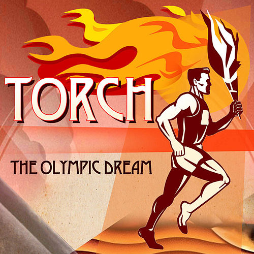 Torch (The Olympic Dream) by John Moore