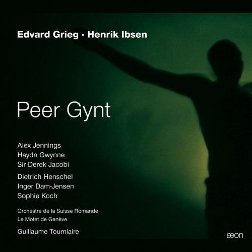 Grieg: Peer Gynt (English Version) by Alex Jennings