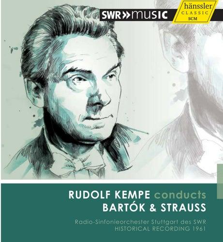 Rudolf Kempe conducts Bartók & Strauss by Stuttgart Radio Symphony Orchestra