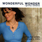 Wonderful Wonder by Ginny Owens