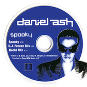 Spooky Cool Disc by Daniel Ash