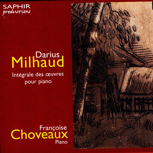 Darius Milhaud 1892-1974 by Darius Milhaud