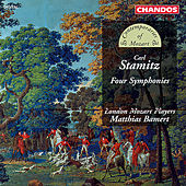 Four Symphonies by Carl Stamitz