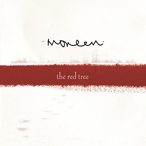 Red Tree by Moneen