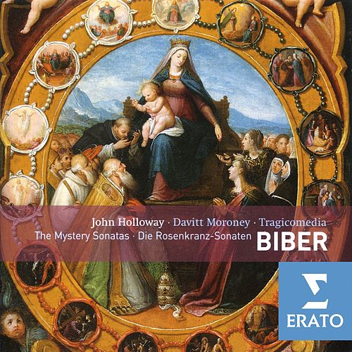 Biber - The Mystery Sonatas by Tragicomedia