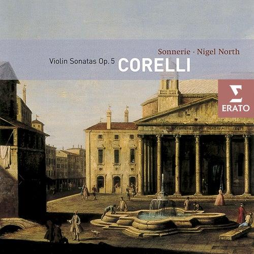 Violin Sonatas by Trio Sonnerie
