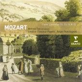 Mozart: Piano Concerto Nos 20, 23, 24, & 25 by Melvyn Tan