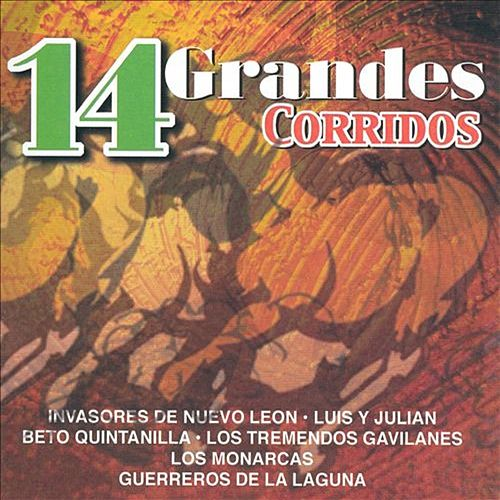 14 Grandes Corridos von Various Artists