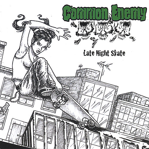 Late Night Skate by Common Enemy