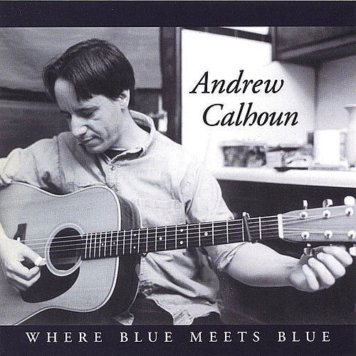 Where Blue Meets Blue by Andrew Calhoun