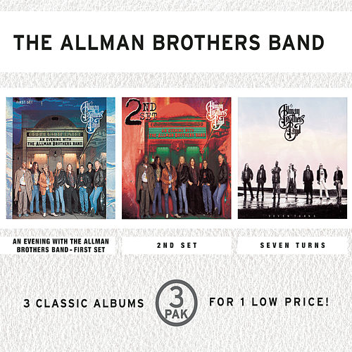 An Evening... 1st Set/2nd Set/Seven Turns by The Allman Brothers Band