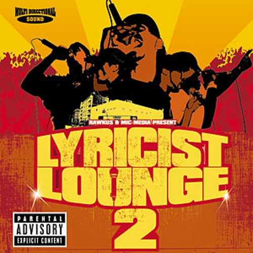 Lyricist Lounge 2 by Various Artists