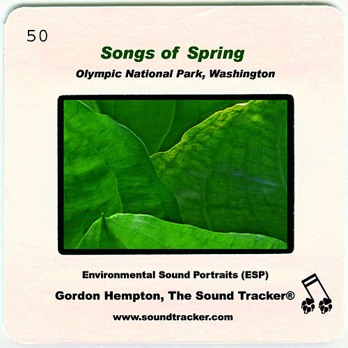 Songs of Spring by Gordon Hempton
