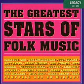 The Greatest Stars Of Folk Music by Various Artists