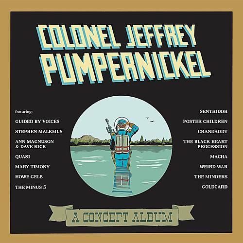 Colonel Jeffrey Pumpernickle by Various Artists