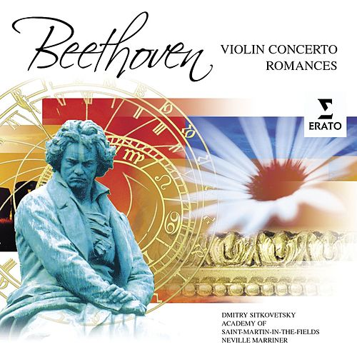 Beethoven: Violin Concerto Op. 61 etc. by Dmitry Sitkovetsky