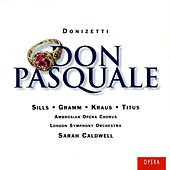Donizetti: Don Pasquale by Beverly Sills