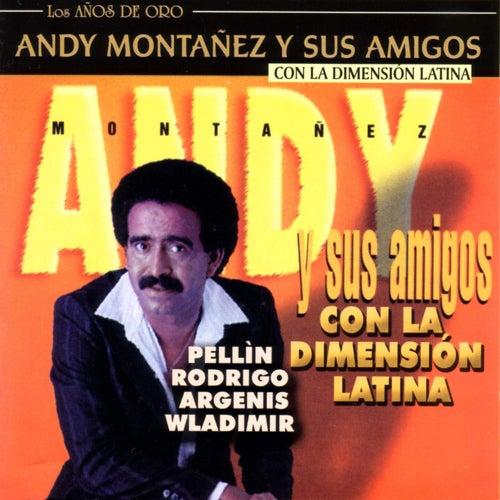 Con La Dimensión Latina by Andy Montanez
