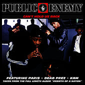 Can't Hold Us Back by Public Enemy